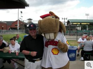Buddy Dixon & The Travelers Mascot